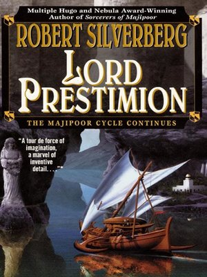cover image of Lord Prestimion
