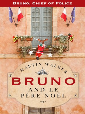 cover image of Bruno and le Pere Noel