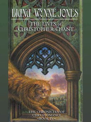 cover image of The Lives of Christopher Chant