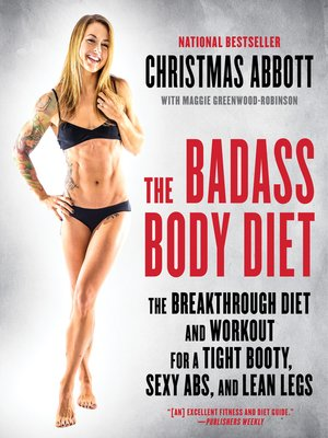 cover image of The Badass Body Diet