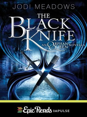 cover image of The Black Knife