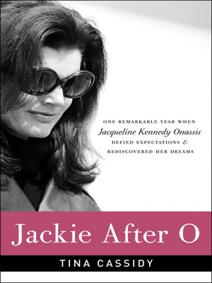 cover image of Jackie After O