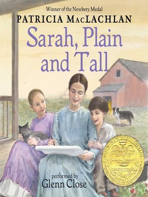 cover image of Sarah, Plain and Tall