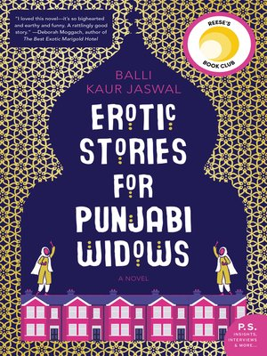 cover image of Erotic Stories for Punjabi Widows