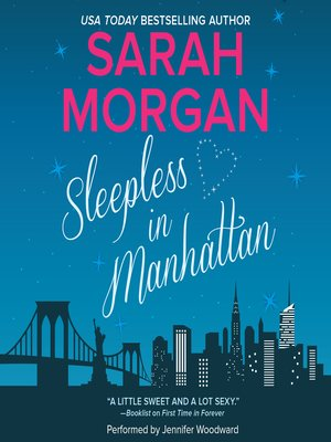 cover image of Sleepless in Manhattan