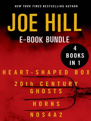 cover image of The Joe Hill