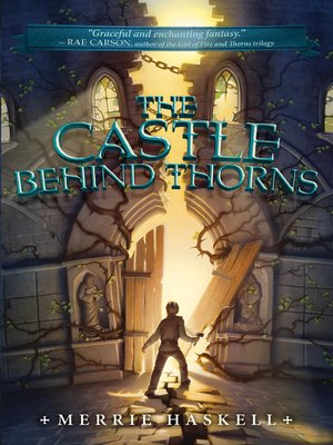 cover image of The Castle Behind Thorns