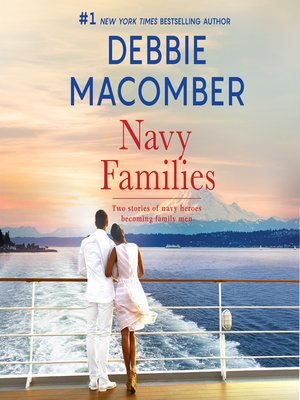 cover image of Navy Families