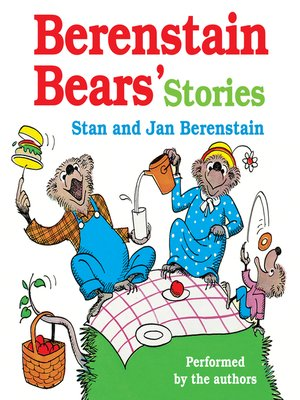 cover image of Berenstain Bears' Stories