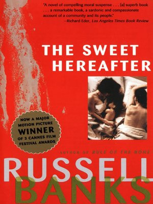 cover image of The Sweet Hereafter
