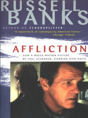 cover image of Affliction