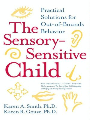 cover image of The Sensory-Sensitive Child