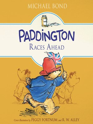 cover image of Paddington Races Ahead