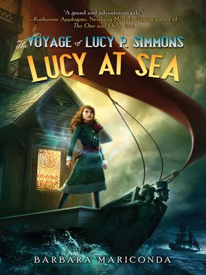 cover image of The Voyage of Lucy P. Simmons