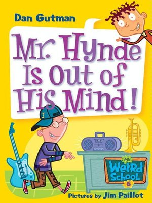 cover image of Mr. Hynde Is Out of His Mind!