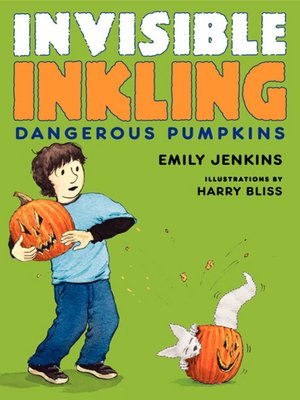 cover image of Invisible Inkling