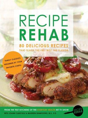 cover image of Recipe Rehab