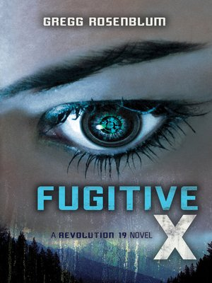 cover image of Fugitive X