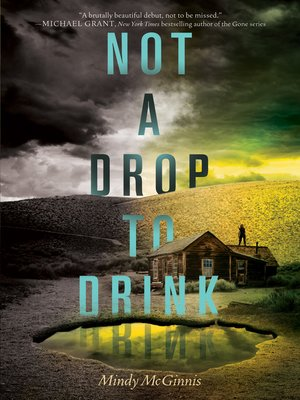 cover image of Not a Drop to Drink