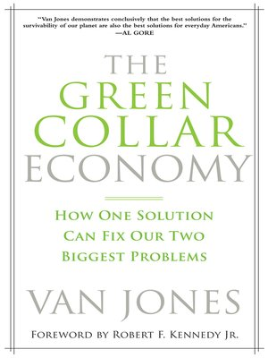 cover image of The Green Collar Economy