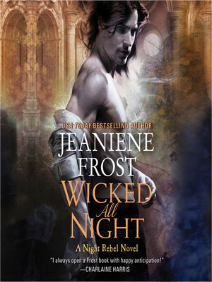 cover image of Wicked All Night