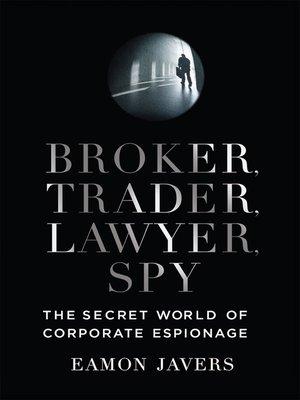 cover image of Broker, Trader, Lawyer, Spy