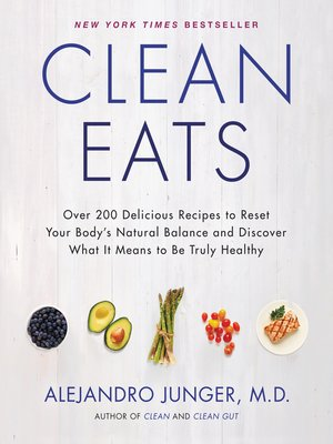 cover image of Clean Eats