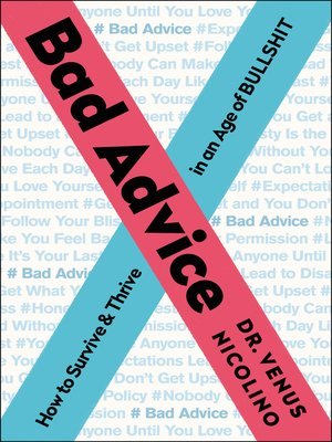 cover image of Bad Advice