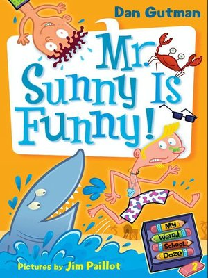 cover image of Mr. Sunny Is Funny!