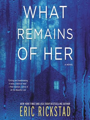 cover image of What Remains of Her