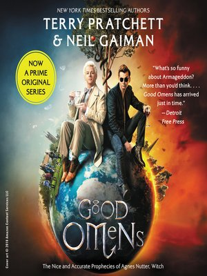 cover image of Good Omens