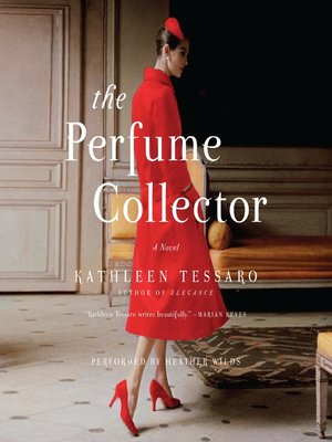 cover image of The Perfume Collector