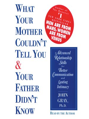 cover image of What Your Mother Couldn't Tell You & Your Father Didn't Know