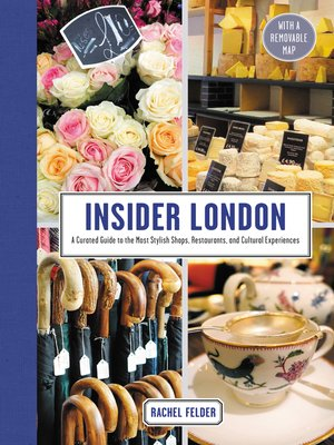 cover image of Insider London