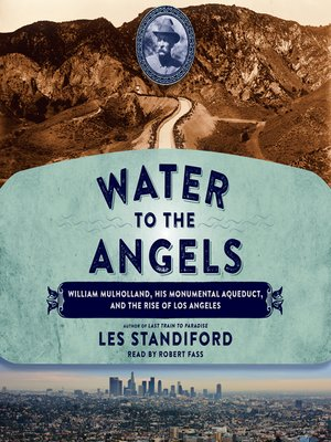 cover image of Water to the Angels