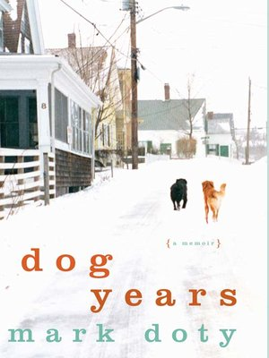 cover image of Dog Years