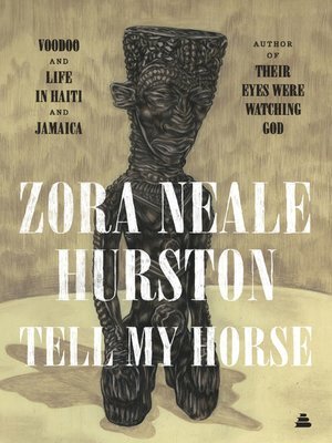 cover image of Tell My Horse