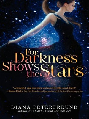 cover image of For Darkness Shows the Stars