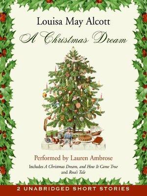 cover image of A Christmas Dream