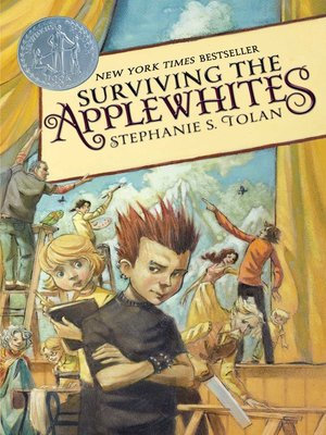 cover image of Surviving the Applewhites