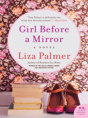 cover image of Girl Before a Mirror