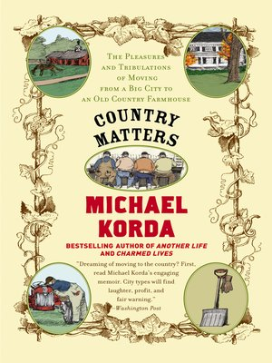 cover image of Country Matters