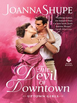cover image of The Devil of Downtown