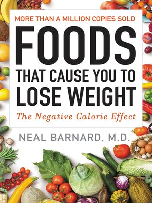 cover image of Foods That Cause You to Lose Weight