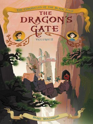 cover image of The Dragon's Gate