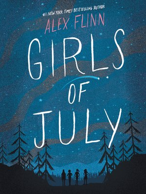 cover image of Girls of July
