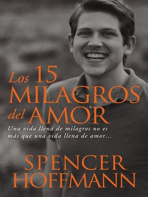 cover image of 15 milagros del amor