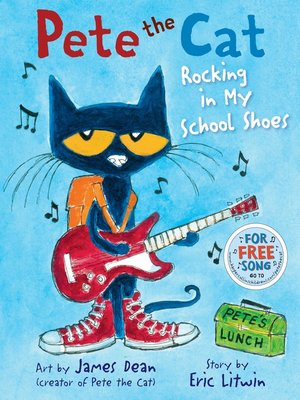 cover image of Rocking in My School Shoes