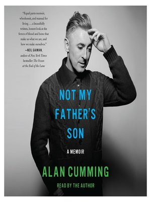 cover image of Not My Father's Son