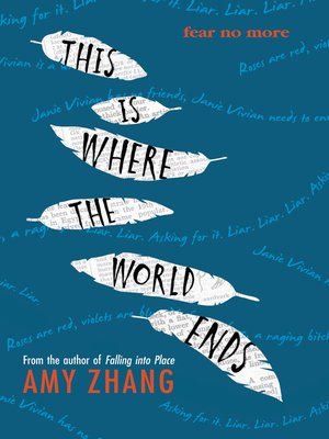 cover image of This Is Where the World Ends